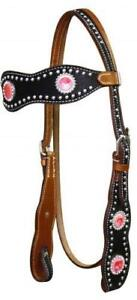 Prices As Low as $14 SALE Horse Tack Leather Bridles Headstalls Halters Reins Western & English Horse Tack for Sale NEW