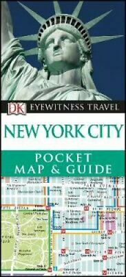 DK Eyewitness New York City Pocket Map and Guide by DK Eyewitness 9780241310571