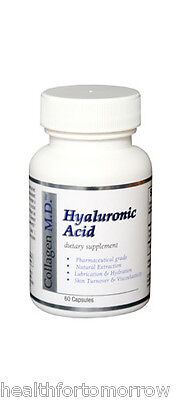 Collagen Md Hyaluronic Acid 60 Caps