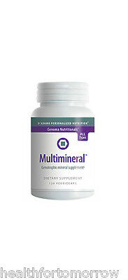 D'adamo Personalized Nutrition Multimineral 120 Vcaps