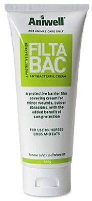 Aniwell Filta-Bac Cream With Sunblock, Tube 50g. Premium Service. Fast Dispatch.