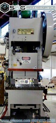 200 Ton Blow 10 C-frame Press