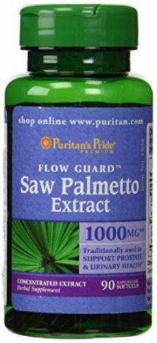Saw Palmetto promueve la salud de la próstata
