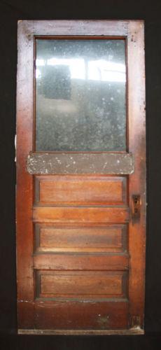 32 X 80 Exterior Door Ebay