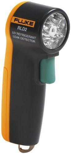 Fluke RLD2 Uv Leak Detector Flashlight