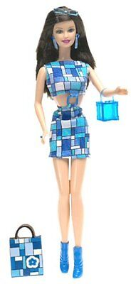 Hip2besquare Hip2bsquare Burnette Barbie Doll And Fashion   2000