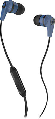 Skullcandy - Ink'd 2 Wired Earbud Headphones - Blue/Black