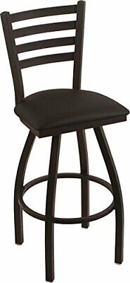 """Holland Bar Stool Co. 410 Jackie 25"""" Counter Stool with Black Wrinkle Finish,..."""