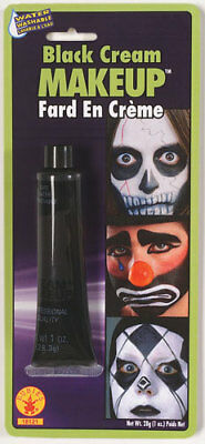 Black Cream Makeup Halloween Costumes and - Costumes And Makeup