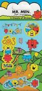 Mr Men Stickers