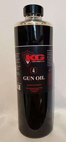 KG Industries - KG4 Gun Oil - 16 oz Bottle