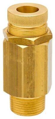 Control Devices Vr Series Brass Vacuum Relief Valve 0-30 Hg Vacuum Range 14