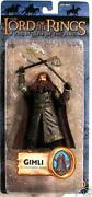 Lord of The Rings Figures Gimli