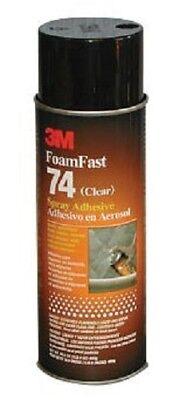 3M 50045 Foam Fast 74 Clear Spray ()