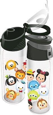 Disney Tsum Tsum Circle Flip Top Water Bottle 22oz