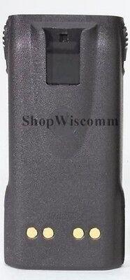 Motorola Oem Ntn9857c Impres Battery Nimh Isfm 2000 Mah Xts2500 Mt1500 Xts1500