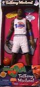 Michael Jordan Space Jam Figure
