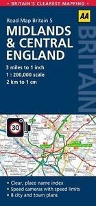 5-Midlands-amp-Central-England-AA-Publishing-New-Book