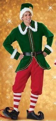 Incharacter Weihnachtsmann Elf Helfer Claus Holiday Weihnachten Jingle - Incharacter Elf Kostüm