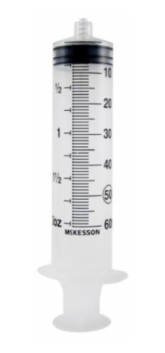 lot of 7 60ml syringe without needle