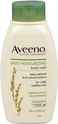 Aveeno Daily Moisturizing Body Wash - 12 oz