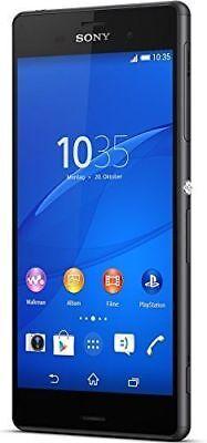 Sony Xperia Z3 D6603 - 16GB - Schwarz (Ohne Simlock) Smartphone Handy Neu