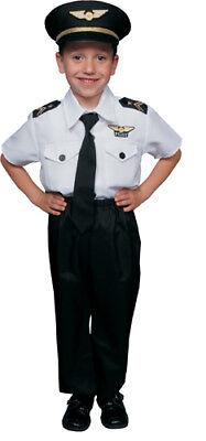Boys Airline Pilot Fun Halloween Costume