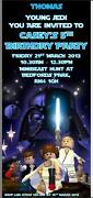 Lego Star Wars Party