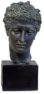 Ancient Olympic Games Greek Athlete bust 20