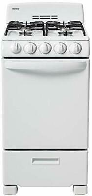 Manual Clean Gas Range - Danby DR202WGLP 20