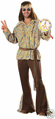Mod Marvin Costume Woodstock Costume Hippie Costume 1960s 70s 15814 - Marvin Costume