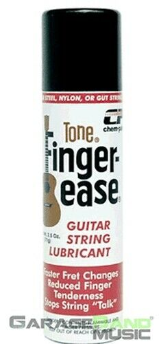 Finger Ease Guitar String Lube  - PLAY FASTER !!