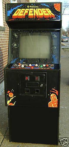 Defender Arcade Ebay