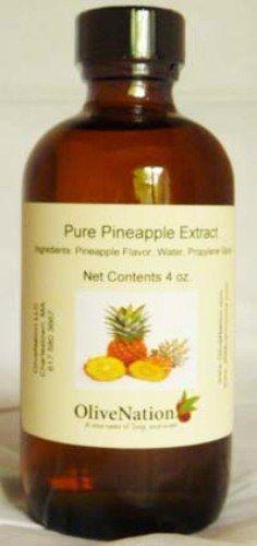 Pineapple extract tea