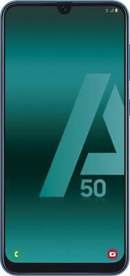 Samsung Galaxy A50 128GB+4GB RAM 6.4/16,26cm Azul Nuevo 2 Años Garantía