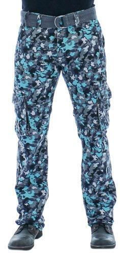 Blue Digital Camo Pants | eBay
