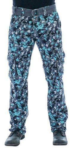 Blue Digital Camo Pants | eBay