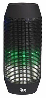 Qfx - Sound Burst Pro Bt-300 Portable Wireless And Bluetooth