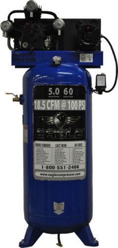 5 Hp 60 Gallon Air Compressor Ebay