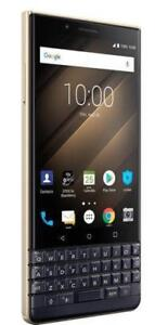 BlackBerry KEY2 LE 32/64Gb BBE100-5/BBe100-4 Dual SIM Slate Grey / Champagne Gold - Factory Unlocked (Canadian Version)