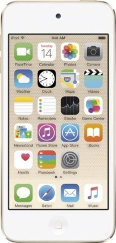 Ipod Touch - Apple iPod touch 6th Generation Gold (16 GB)