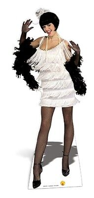 Broadway Babe Cardboard Cutout Fun Figure 170cm Tall- Great for themed Parties](Movie Themes For Parties)