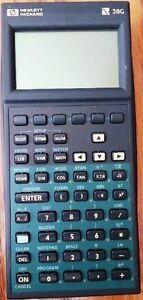 BRAND NEW VINTAGE HP HEWLETT PACKARD 38G GRAPHIC CALCULATOR
