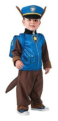 Rubie`s Costume Toddler PAW Patrol Chase Child Costume, One Color, 1-2 Years , N