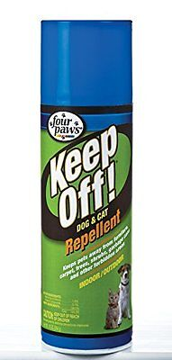 Four Paws Keep Off 10 Oz Indoor & Outdoor Cat & Dog Repellent Pet Supplies New