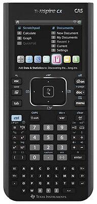 Texas Instruments TI-Nspire CX CAS Graphing Calculator - TI Nspire CX CAS Color