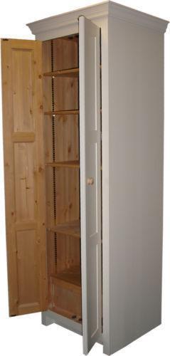 Freestanding Larder Cupboard Ebay