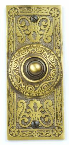 Vintage Doorbell Button Ebay
