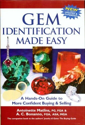 Easy Gemstone Identification Synthetics Simulants Testing Tools Fakes Species