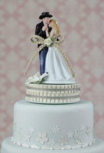 country style wedding cake toppers country wedding cake toppers ebay 12989